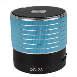 QC-28 Portable Media Player Højttaler til Mobiltelefon