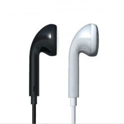 Remax RM-303 Stereo Earphone with Mic For Mobile Phone MP3 MP4