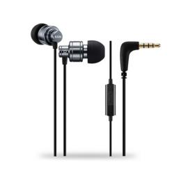 SSK Stereo In-Ear Headphone Hovedtelefoner med Mikrofon til Mobiltelefon