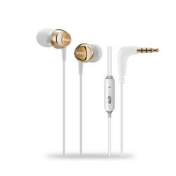 SSK Stereo In-Ear Headphone Earphones With Microphone for Mobile Phone
