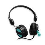 SSK Stereo Wired Headphone Headset Earphone för Mobil Högtalare & Hörlurar