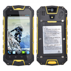Snopow M9 4.5-inch MTK6589W IP68 Waterproof PTT Walkie Talkie Phone