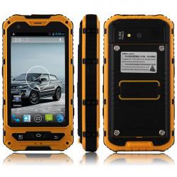 """Somin A8 4.1"""" MTK6572 Vattentät Utomhus Sport Amateur Smartphone"""