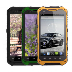 Somin ALPS A9 IP68 Waterproof Outdoor Sport Amateur Smartphone