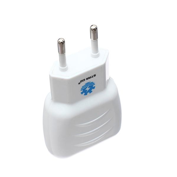 US Stecker 2.1A Doppel USB Reisen Kfz Ladegerät für Mobiltelefone Ladegeräte & Kabel