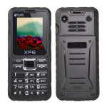 XP6 2-inch MTK6261m Waterproof Outdoor Mobile Phone Feature Phones