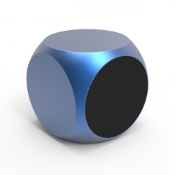 Xoopar Xquare Dice Design Minihögtalare för Mobiltelefon