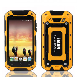 iMAN i5800 IP67 4.5-inch MTK6582 Waterproof Outdoor Smartphone