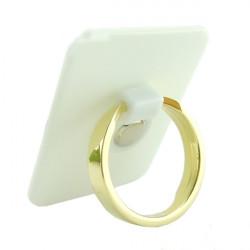Venicen Universal Golden Ring Halter Klebstoff Standplatz für Handy Tablette