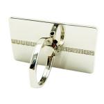 Venicen Universal Silver Crystal Ring Holder Adhesive Stand For Mobile Phone Tablet Mobilholder & Holdere