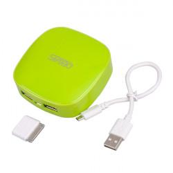 10000mAh Dual USB Portable Cute Design PowerBank til Smartphone