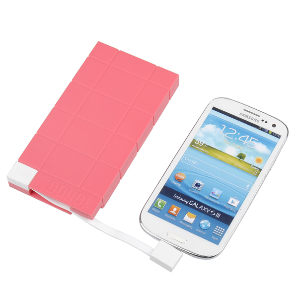 10000mAh Genuine Treasure Charging Power Bank For Mobile Phone Power Banks
