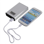 11200mAh LCD Display External Batteri PowerBank til Mobiltelefon PowerBank / Nødbatterier