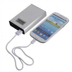 11200mah LCD-display Externt Batteri PowerBank till Mobiltelefon