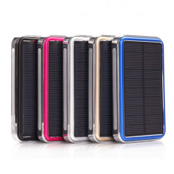 16800mAh Solar Ladegerät Energien Bank für Handy
