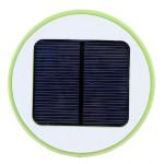 1800mAh Solar Oplader PowerBank til Mobiltelefon PowerBank / Nødbatterier