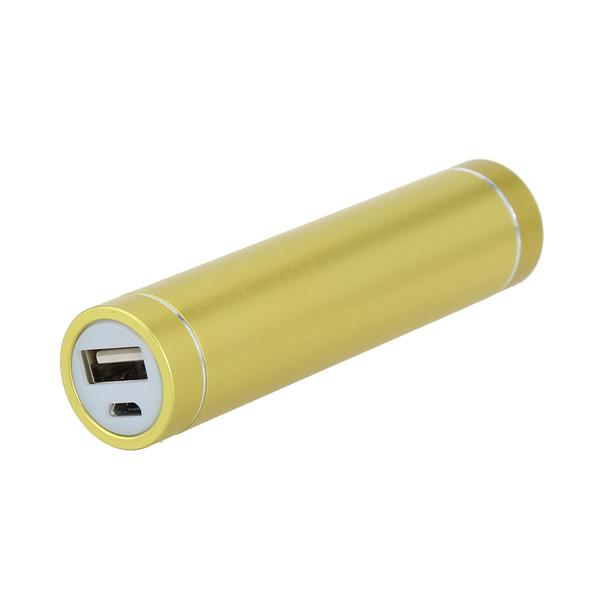 2200mAh Universal Bærbare Genopladelige PowerBank for Mobiltelefoner PowerBank / Nødbatterier