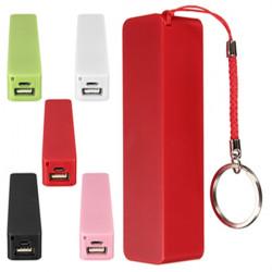 2600mAh Parfym Portable Laddare PowerBank för Mobil