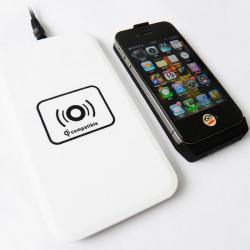 400mAh TS01 Seriesn Wireless Power Bank For Samsung Iphone Nokia