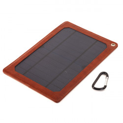 4W USB Folding Solar Panel Udendørs Portable Oplader til Mobiltelefon