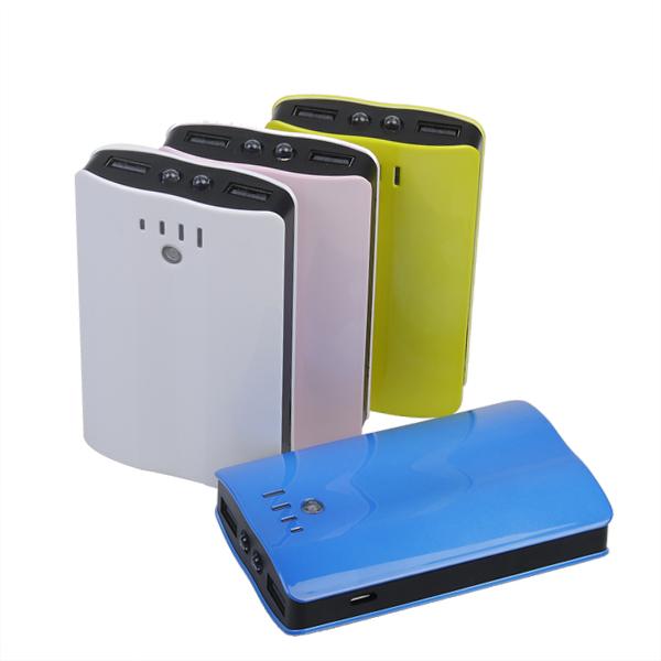 5400mAh Portable USB PowerBank Ekstern Batteripakke til Mobiltelefon PowerBank / Nødbatterier