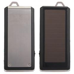 600mAh Solar Portable PowerBanken för Mobil Digitalkamera MP3 MP4