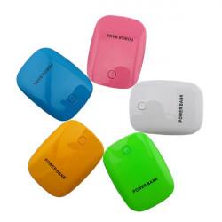 8800mAh Lovely Ultratunn 2 USB Portable PowerBank för Smartphone