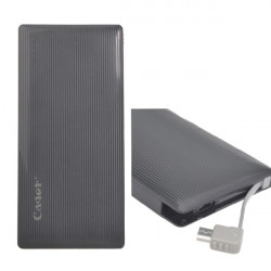 Cager S6 4000mAh Power Bank Portable External Battery Charger