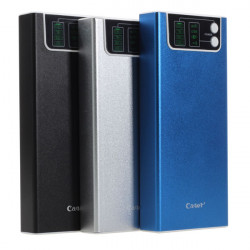 Cager WF30-6 15600mAh PowerBank med 3G WiFi Router & Cloud Storage