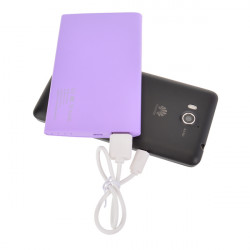 Gimall Petal G014 5000mAh Portable Charger Power Bank For Mobile Phone