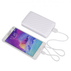 HAME 10000mAh Power Bank Portable Power Source for Mobile Phone