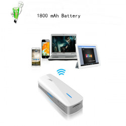 HAME A16 Wireless 3G Router Portable 1800mAh Power Bank