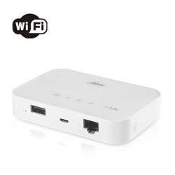 Hame A19 3G WiFi Trådlös Router Portable 5200mAh Mobile PowerBank
