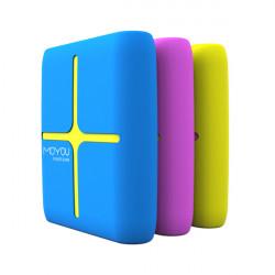 MOYOU MB105 10000mAh Portable Universal PowerBank til Smartphone