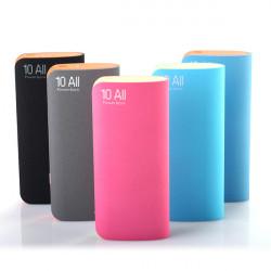 MOYOU MB111 10000mAh Portable Universal PowerBank til Smartphone