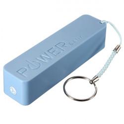 Micro USB 2600mAh Parfume Portable Oplader PowerBank