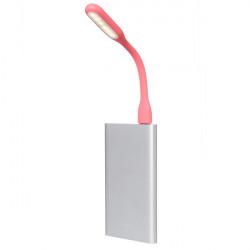Ursprüngliche XIAOMI 5000mAh Energien Bank + Original Xiaomi Light Red