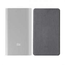 Original Xiaomi 5000mAh PowerBank + Xiaomi PowerBank Case Gray