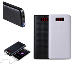 REMAX Extern 30000mAh Dual USB PowerBank till Mobiltelefon