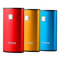 TPOS T4 4400mAh Neben LED Taschenlampenfunktion bewegliche Energien Bank