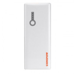 Uonipow UP-05 10000mAH Portable Oplader PowerBank til Mobiltelefon