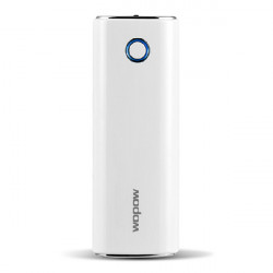 Wopow 10400mAH Portable External Batteri PowerBank med USB-kabel