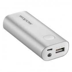 Wopow 5000mAH Portable External Battery Power Bank With USB Cable