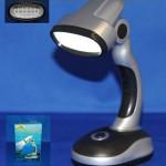 12 LED Folding Desk Lamp / Værelse Lampe / Camping Lampe Camping & Udendørs Aktiviteter