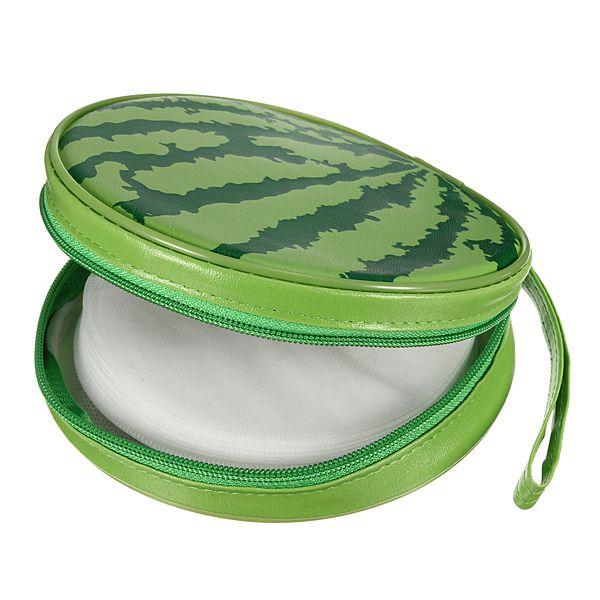 24 Ark CD DVD Opbevaring Carrying Bag Organizer Camping & Udendørs Aktiviteter