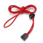 2stk Sko Snørebånd til Soprts Sko Sneakers Locklaces Camping & Udendørs Aktiviteter