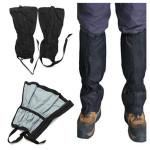 2x Udendørs Vandtæt Bjergbestigning Sne Cover Fod Sleeve Camping & Udendørs Aktiviteter