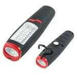 37 LED Lommelygte Work Lys Camping Udendørs Lampe Lanterne Magnet Hook Camping & Udendørs Aktiviteter