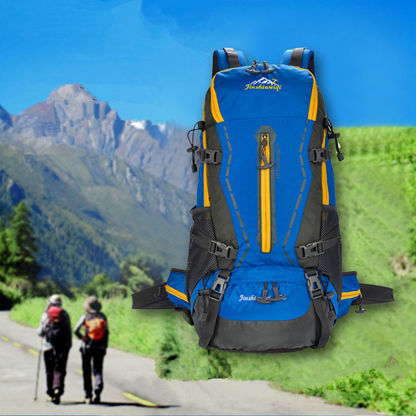 45L Tactical Camping Hiking Traveling Mountaineering Backpack Camping & Hiking