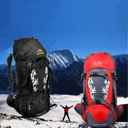 50L Camping Vandring Rejser Bjergbestigning Rygsæk